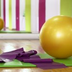 すぐ出来る!バランスボールでダイエット効果が高いやり方・方法!