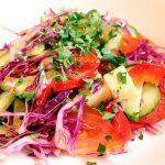 サラダでデトックスしよう!食材別の効果とおすすめレシピを紹介